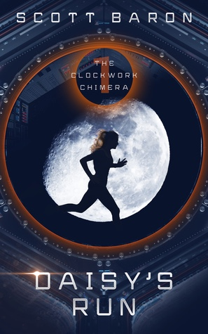Book Review: Daisy's Run (the clockwork chimera#1)