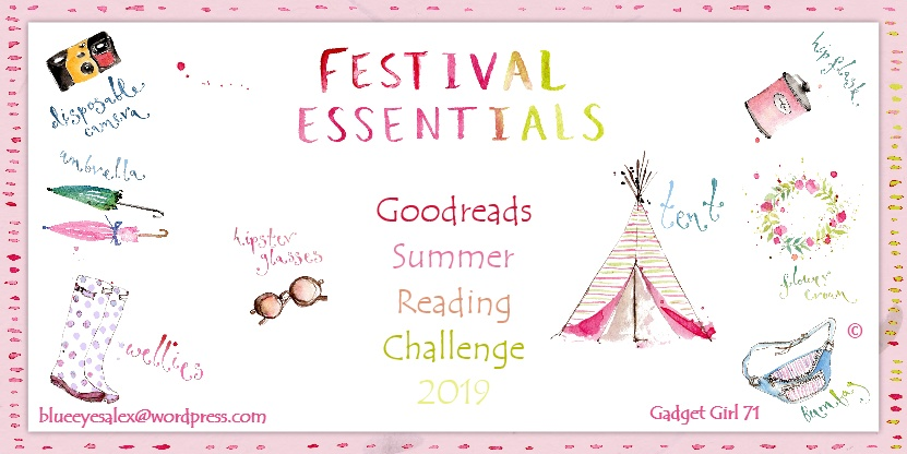Goodreads Summer Reading Challenge 2019